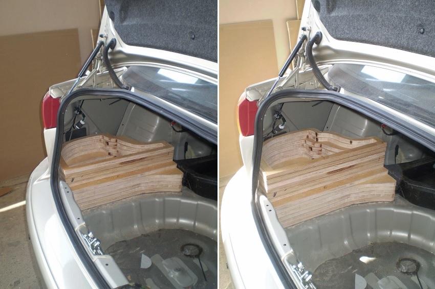 Изготовление сабвуфера для автомобиля