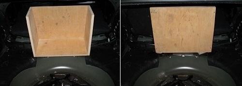 Изготовление корпуса сабвуфера